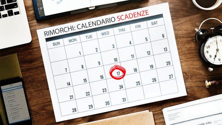 Revisione rimorchi leggeri - prenotazione revisione Bergamo